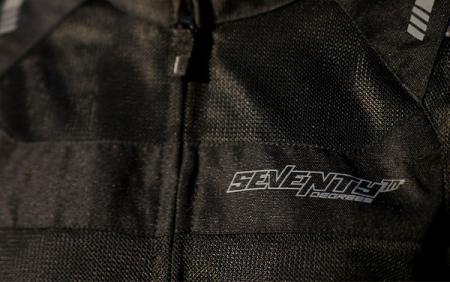 Geaca (jacheta) femei Racing vara Seventy model SD-JR54 culoare: negru/camuflaj [3]