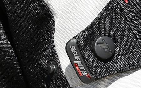Geaca (jacheta) motociclete barbati Touring Seventy vara/iarna model SD-JT41 culoare: negru/gri [5]
