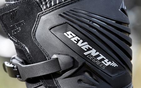 Ghete (cizme) moto Adventure (Touring) Unisex Seventy model SD-BA4 culoare: negru [5]