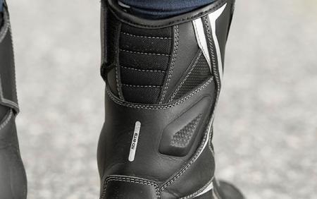 Ghete (cizme) moto Touring Unisex Seventy model SD-BT3 (varianta scurta a ghetelor SD-BT2) culoare: negru [4]