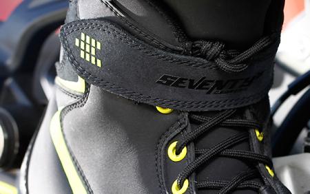 Ghete moto Urban Unisex Seventy model SD-BC6 culoare: negru [4]