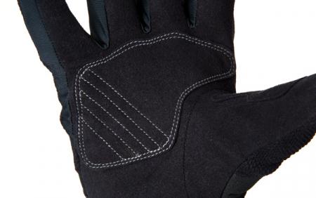 Manusi barbati neoprene/textil Urban vara Seventy model SD-C18 negru/rosu [5]
