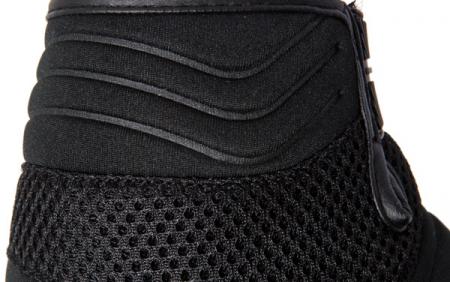 Manusi barbati neoprene/textil Urban vara Seventy model SD-C18 negru/rosu [4]
