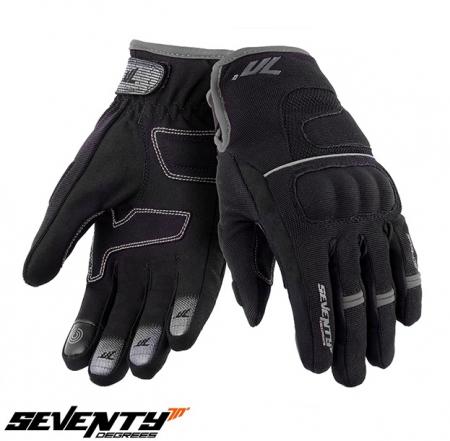 Manusi barbati Touring iarna Seventy model SD-C43 negru/gri – WinterTex [0]
