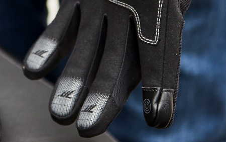 Manusi femei Touring iarna Seventy model SD-C45 negru/gri – WinterTex [3]