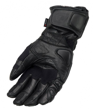 Manusi racing barbati Unik Racing model R-4 carbon culoare: negru – marime: XL (10) [2]