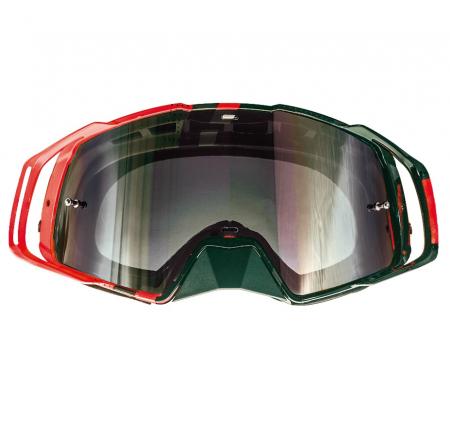 Ochelari MT off road (cross-enduro) MX EVO Stripes – culoare negru/rosu [1]