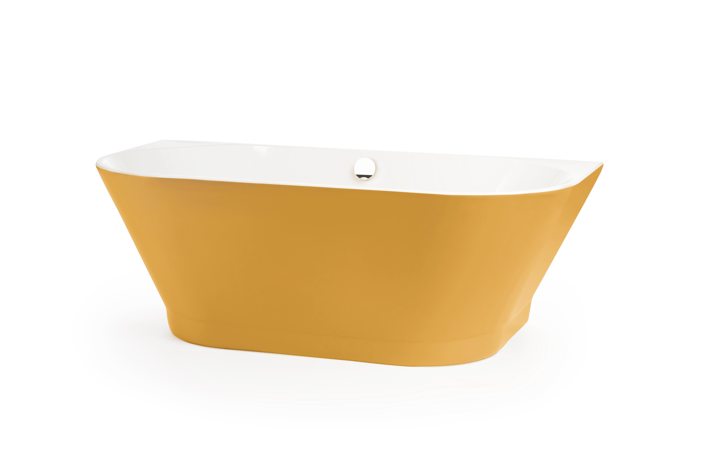 Cadă de baie freestanding BRISTOL 170 cm x 80 cm - Limonit0
