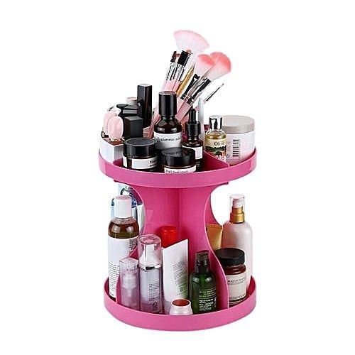 Organizator De Cosmetice Cu Rotire 360 1