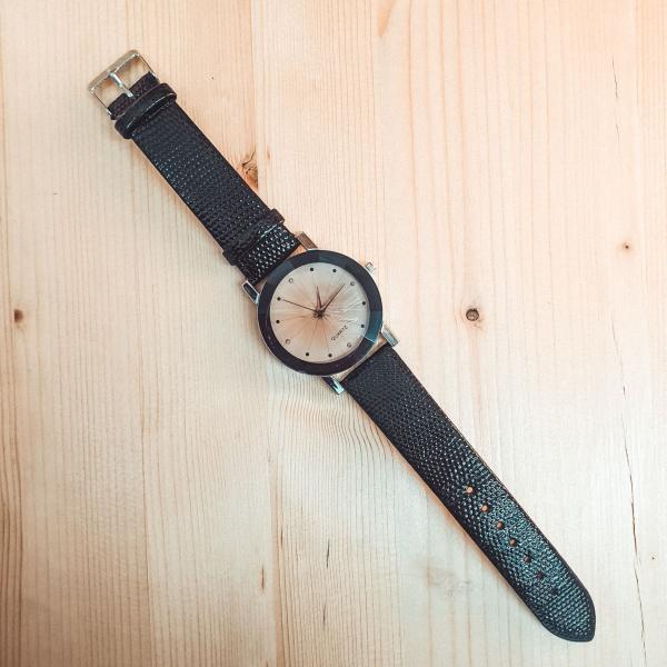 Ceas de dama Quartz negru 0