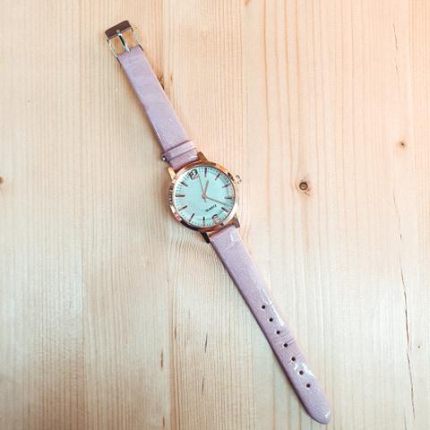 Ceas de dama Quartz roz 0