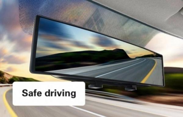 Oglinda retrovizoare auto 180° - Pentru unghi mort 3