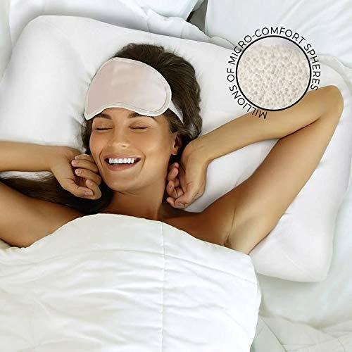 Somn confortabil - pernă în formă de ou 1