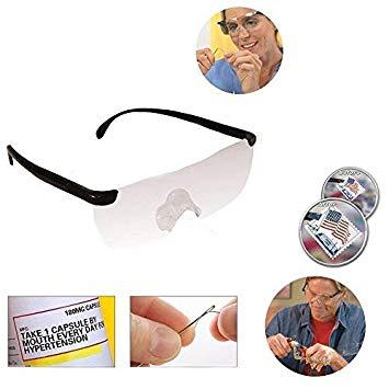 Ochelari cu Marime tip Lupa - 160% 3