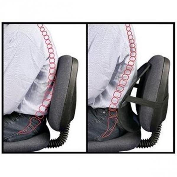 Corectorul de Poziție al Spatelui Pentru Scaunul de la Birou sau Auto 5