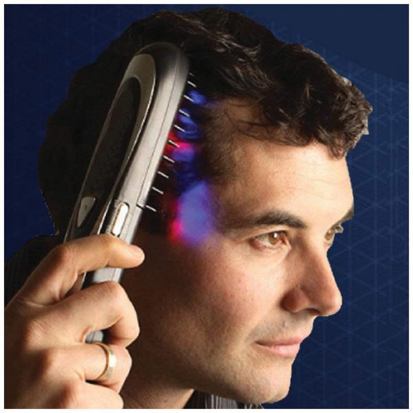 Set de perii electrice - tratament cu laser, oprește caderea părului cu accesorii (12 bucăți) 12