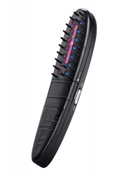 Set de perii electrice - tratament cu laser, oprește caderea părului cu accesorii (12 bucăți) [10]