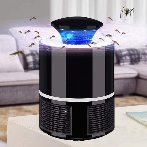 Lampa Mosquito Killer cu Led - Anti-Tantari Electric USB, acoperire 40 mp2 0
