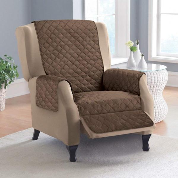 Husa De Protectie Pentru Fotoliu, 2 Fete - Reversibila - Couch Coat 0