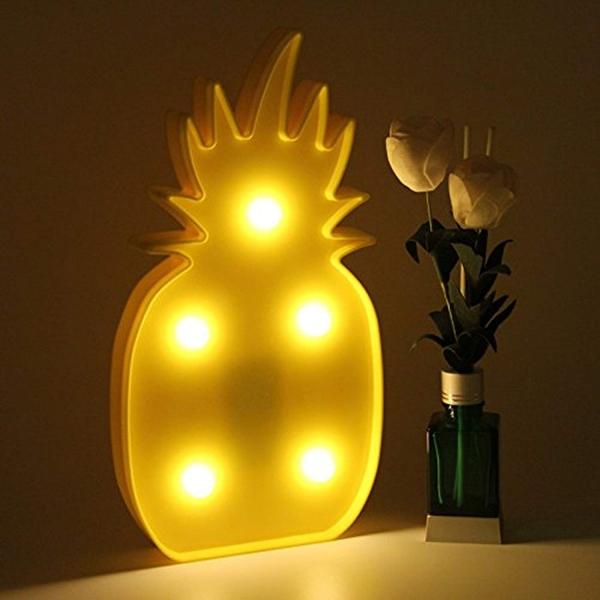 Lampa Led Ananas 0