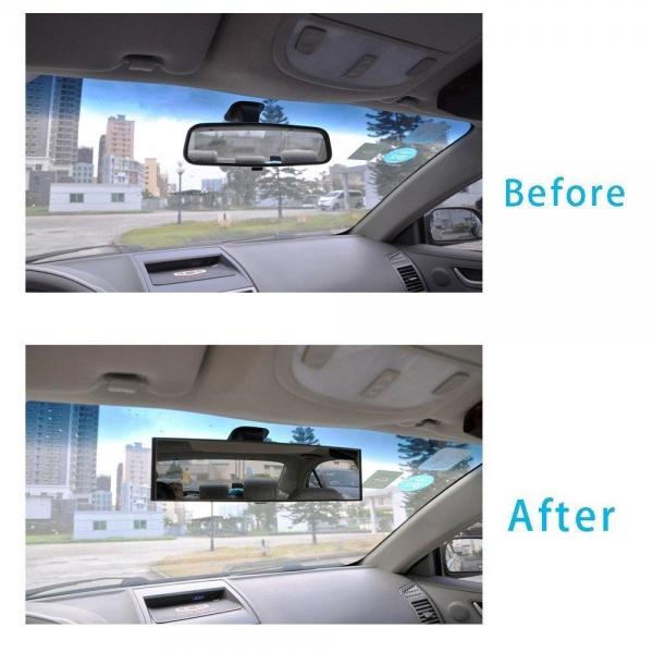 Oglinda retrovizoare auto 180° - Pentru unghi mort 2
