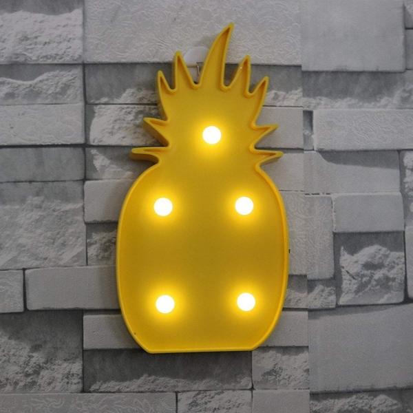 Lampa Led Ananas 1