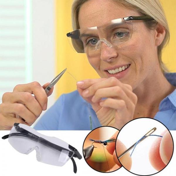 Ochelari cu Marime tip Lupa - 160% 0