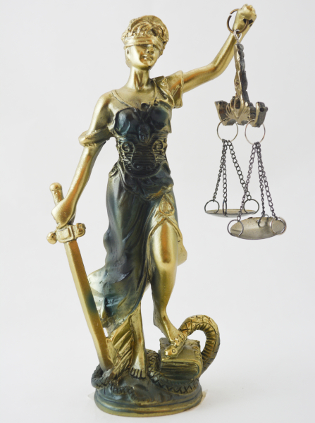 Statueta Justice 20CM [0]