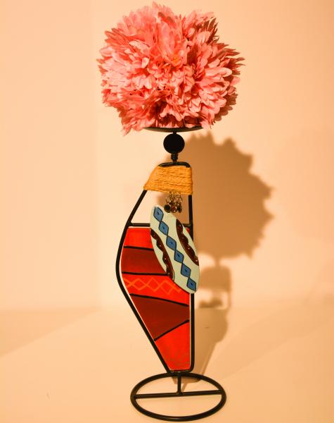 Aranjament floral design african- 37CM 0