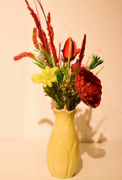 Aranjament floral in vaza 0