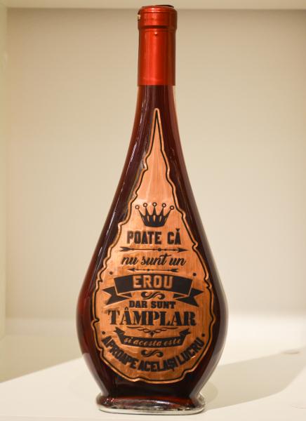 Sticla de vin- Tamplar 0