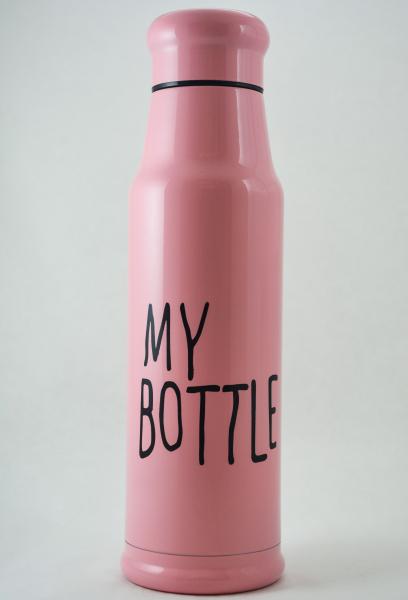 Sticla termos pentru bauturi realizata din inox 1