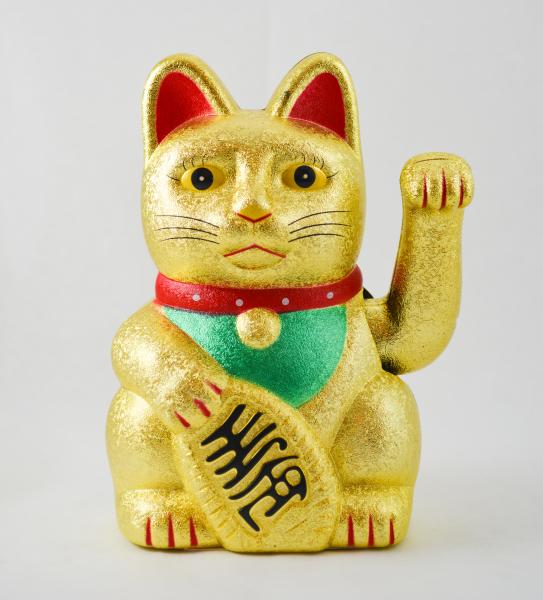 Pisica norocoasa decor Maneki 0