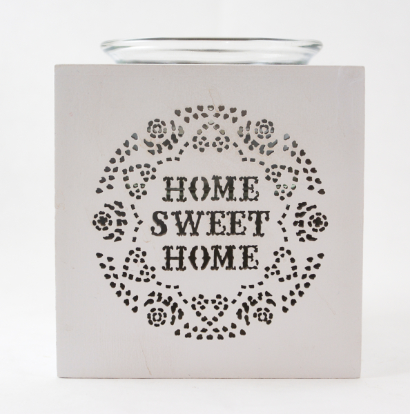 Candela din lemn - Home 1