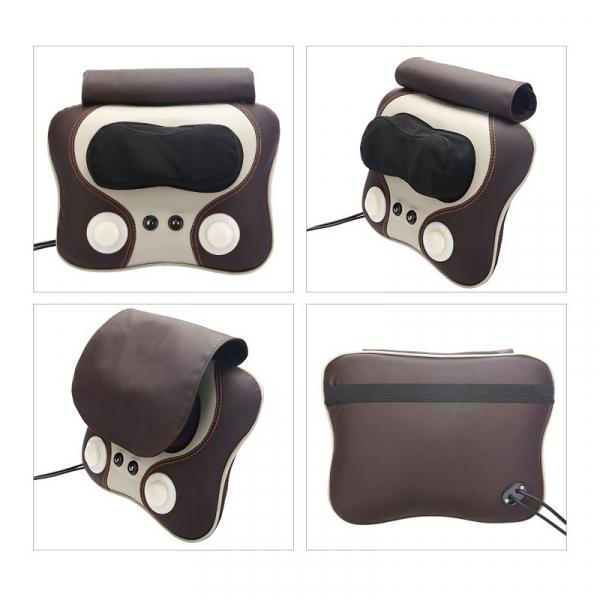 Pernă Multifunctionala pentru masaj Gât si Cervical - Electric 1