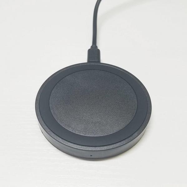 Incarcator Wireless Universal - Negru 4