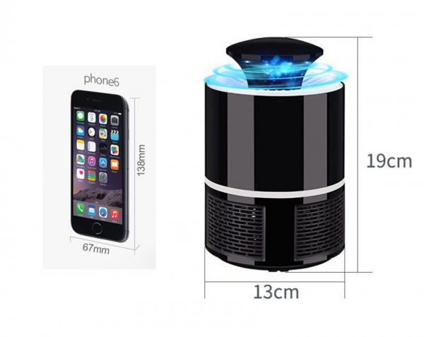 Lampa Mosquito Killer cu Led - Anti-Tantari Electric USB, acoperire 40 mp2 6