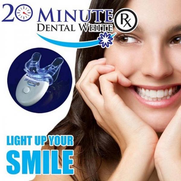 Aparat Pentru Albirea Dintilor – 20 Minute Dental White 0