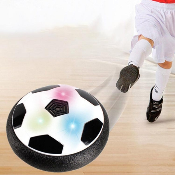 Minge de fotbal Air Power Disc Mr. House - o poti folosi in casa 3