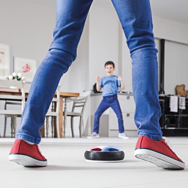 Minge de fotbal Air Power Disc Mr. House - o poti folosi in casa 1