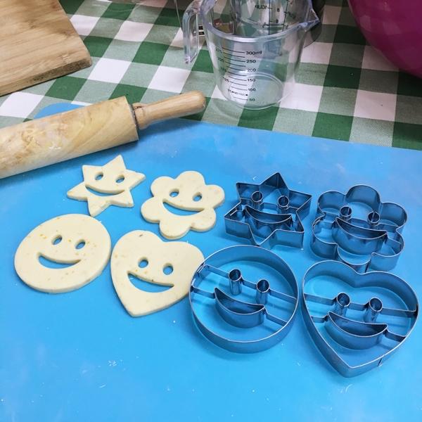 Forma Pentru Biscuiti Set 2 Bucati 0