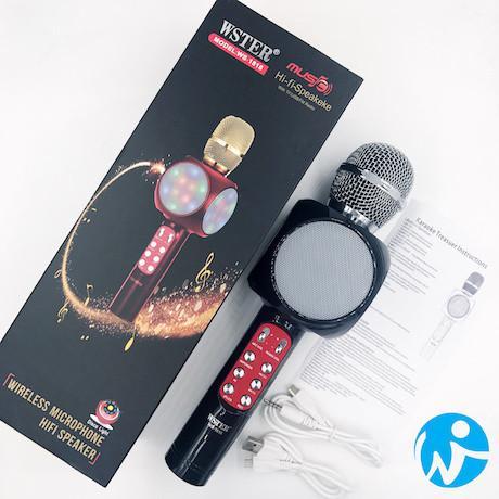 Microfon Karaoke Cu Caterie Incorporata 2