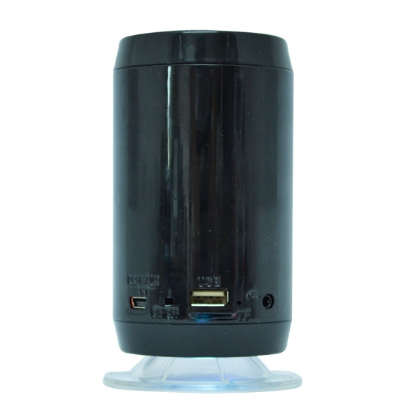 Boxa Bluetooth Portabila - 12 cm - Cu LED 3