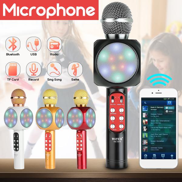 Microfon Karaoke Cu Caterie Incorporata 0