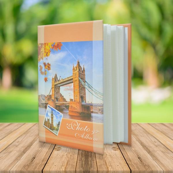 Album Foto London Bridge 15X10 CM/100 poze 1