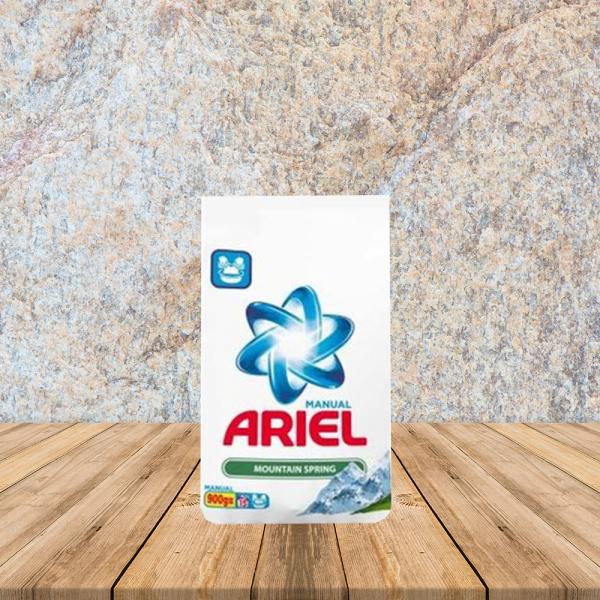 Detergent Ariel manual 900g 0