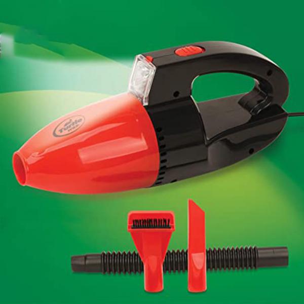 Mini aspirator pentru mașină 12W [0]