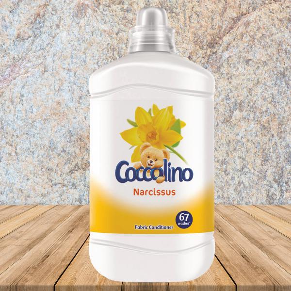 Balsam de rufe Coccolino Narcissus, 1.68L, 67 spalari 0