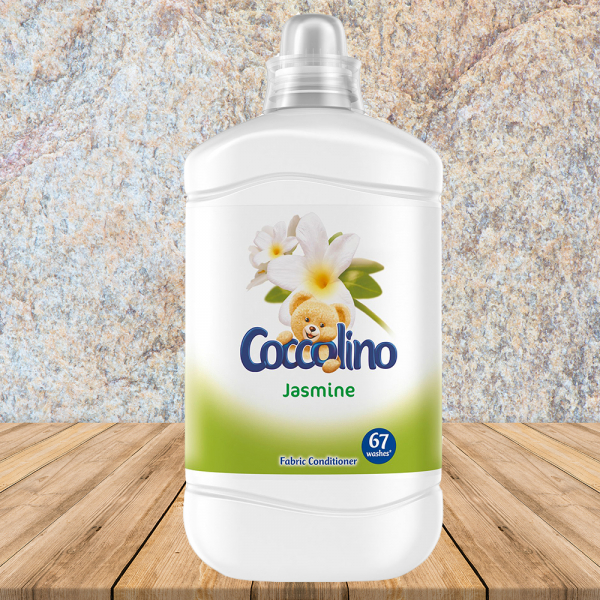Balsam de rufe Coccolino Jasmine, 1.68L, 67 spalari 0