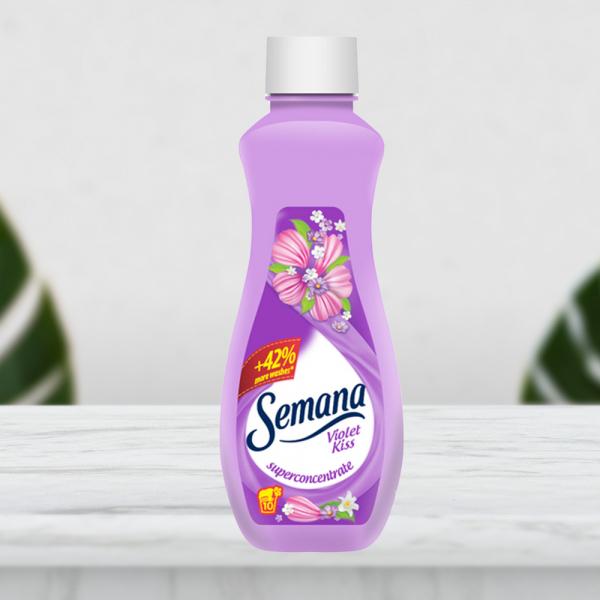 Balsam de rufe Semana Violet Kiss 250 ml - 10 spalari 0